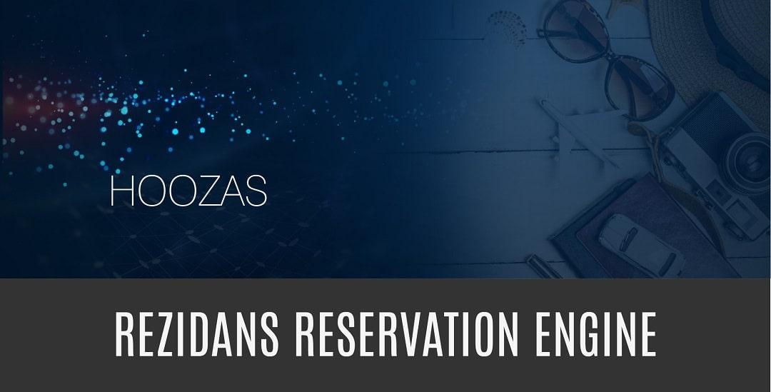 Residence reservation engine (hoozas.com)