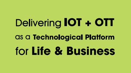 Bringing Life To Technology; bringing technology to life
